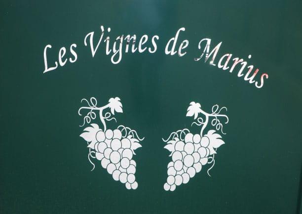 Portail Les vignes de Marius